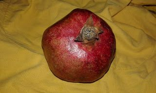 Busy mum's notes: How to #deseed a #pomegranate