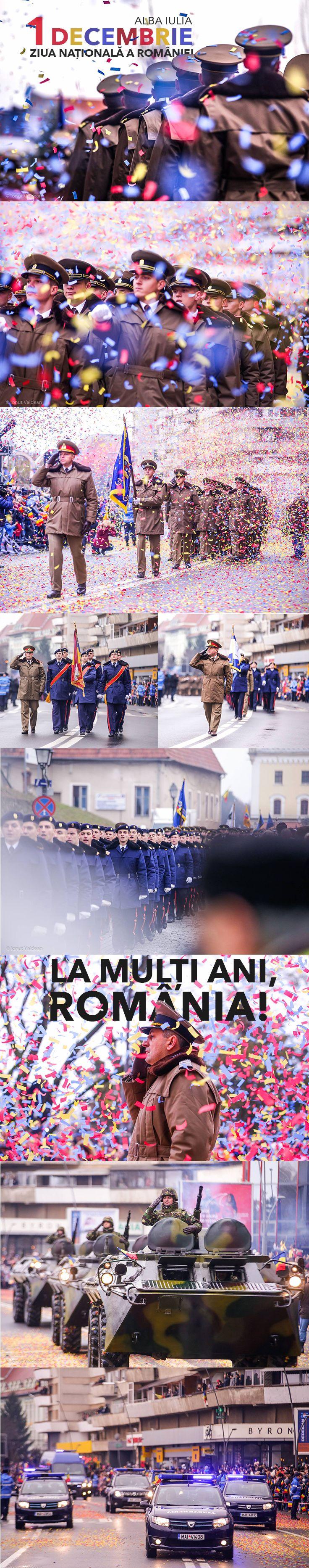 1 Decembrie, Ziua Nationala a Romaniei, Alba Iulia.