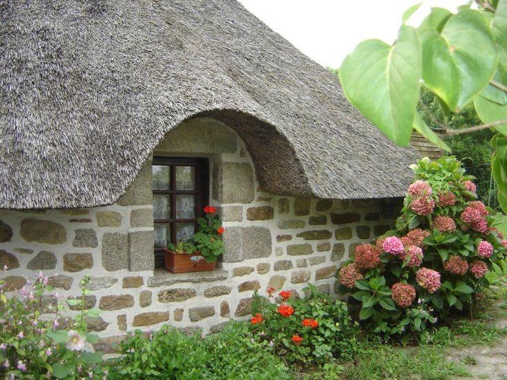 Les Chaumières de Kerascoët - Nevez, Bretagne, France