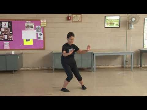 (33) If You Did Not Use Hips & Waist... everydaytaichi lucy Honolulu Hawaii - YouTube
