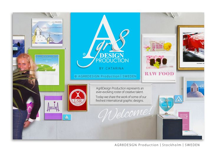 Welcome | Agr8Design Productions -  Studio | ☆ www.Agr8Design.se ☆