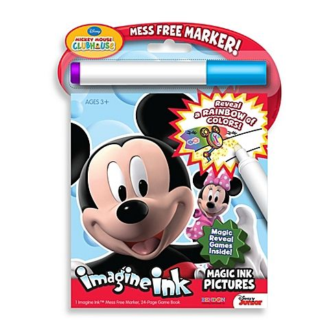 With the Disney Mickey Mouse Clubhouse Game & Activity Book, your child will…