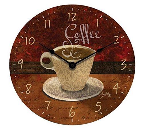 10 Whimsical Clocks Inspired by Coffee - CoffeeSphere