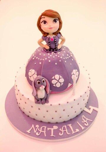 Princess Sofia cake - Boheme delices francaises