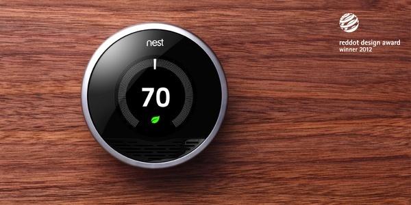 Nest thermostat!!