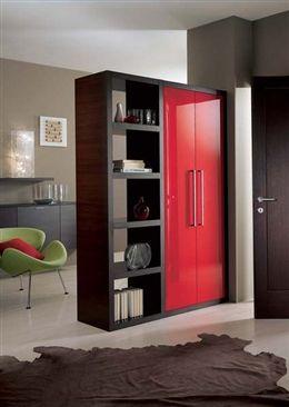 oltre 25 fantastiche idee su camere da letto rosse su pinterest ... - Camera Da Letto Rossa E Bianca