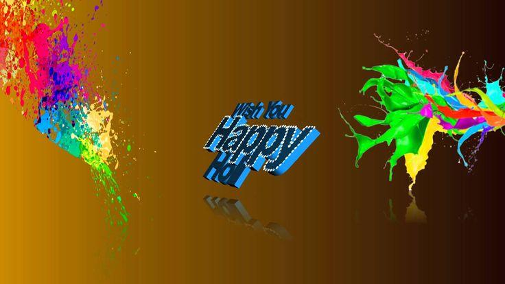 Happy Holi 2016, Holi Wishes, Holi Greetings, Holi Whatsapp Video