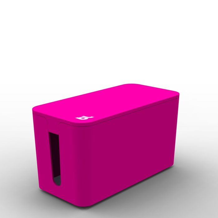 Bluelounge Cablebox Mini Pink