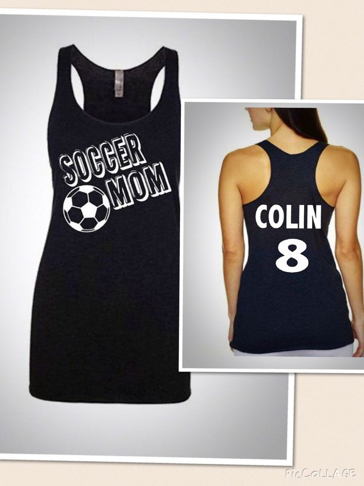 Soccer mom tank / workout tank / womens tank top/ soccer mom shirt by FierceClothing1 on Etsy https://www.etsy.com/listing/225974390/soccer-mom-tank-workout-tank-womens-tank