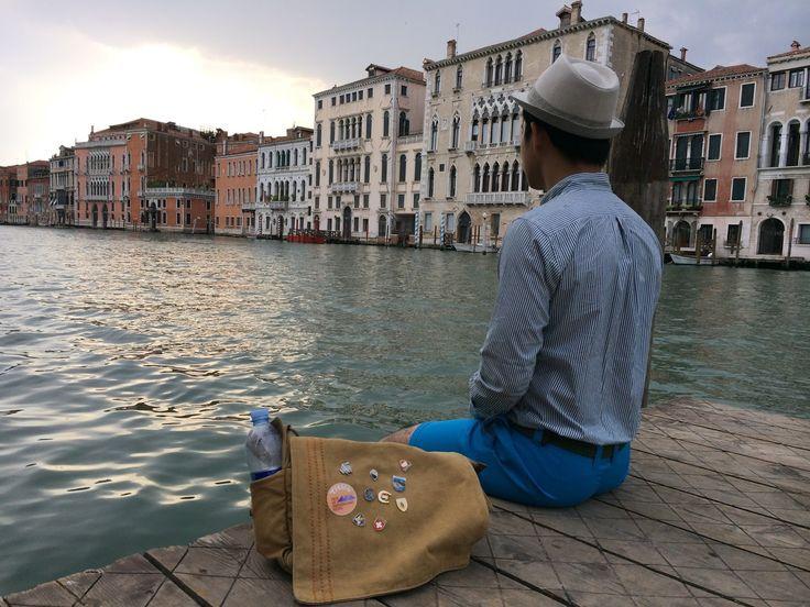 #Venice #italy #Europe #Travel #travelling #Traveller #Perjalanan http://lactobacillust.blogspot.co.id/2015/08/venice-yang-romantis.html