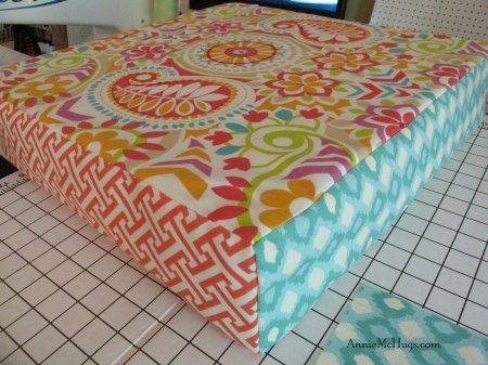 Cushion Recover Tutorial