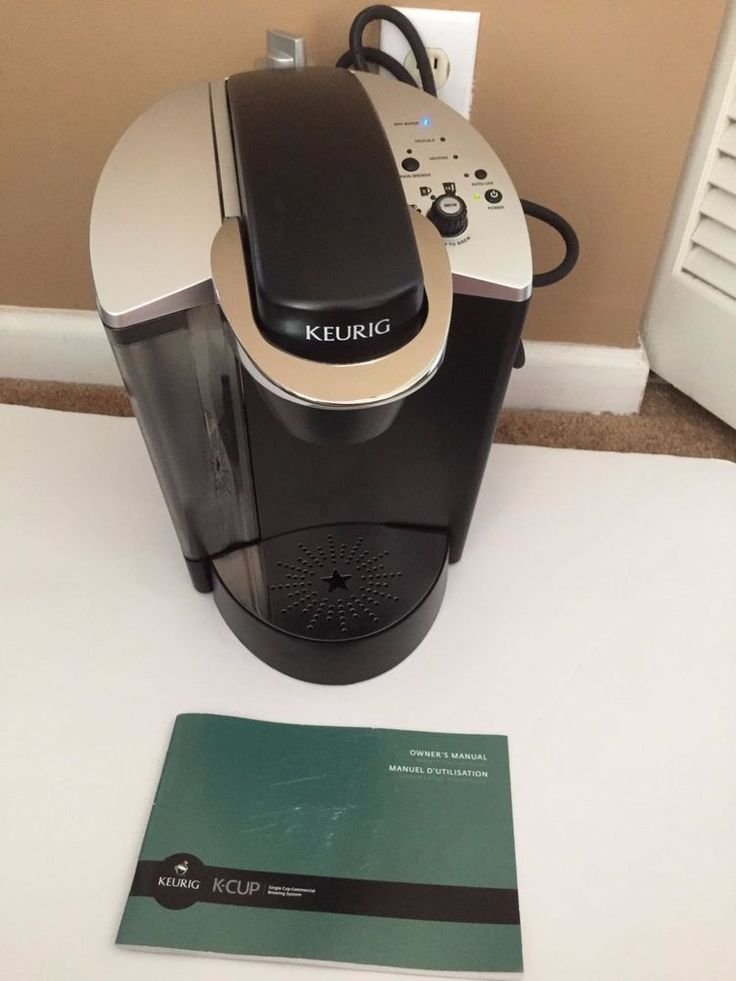 Keurig K140 Coffee Maker And Coffee Machine Commercial Brewing System And Works