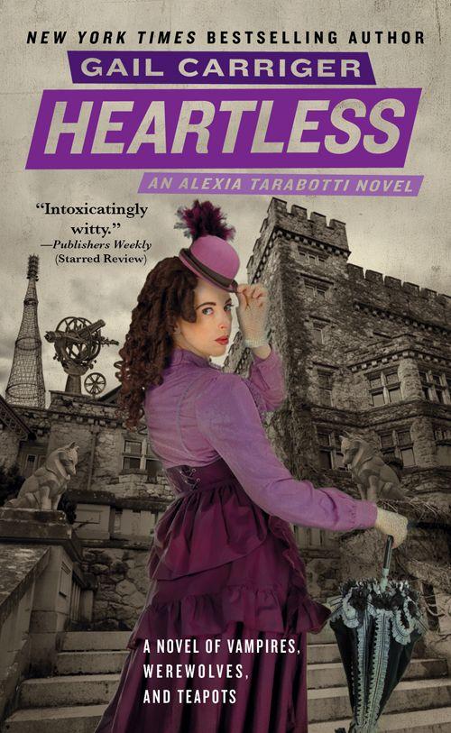 Heartless - Gail Carriger