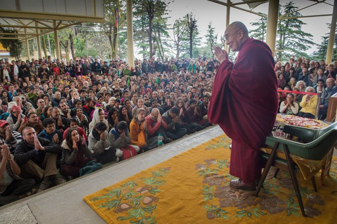 The Dalai Lama To Visit Philadelphia To Receive The National Constitution Center's Prestigious Liberty Medal In October