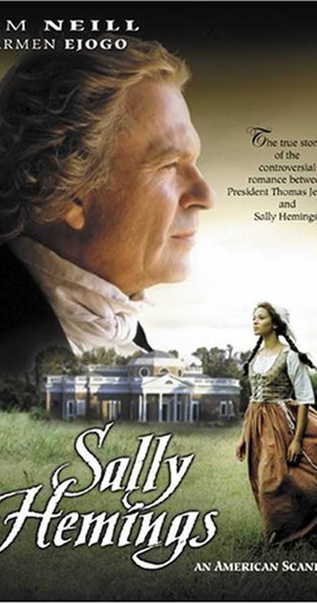 Epic television miniseries exploring the complicated relationship of Thomas Jefferson and slave Sally Hemings, who conducted a 38 year love affair, spanning an ocean, ultimately producing children, grandchildren, and lots of controversy.