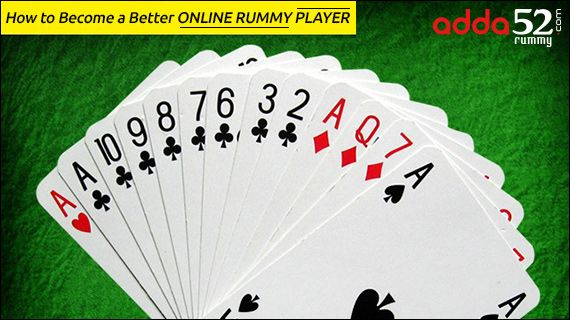 How to Become a Better Online Rummy Player