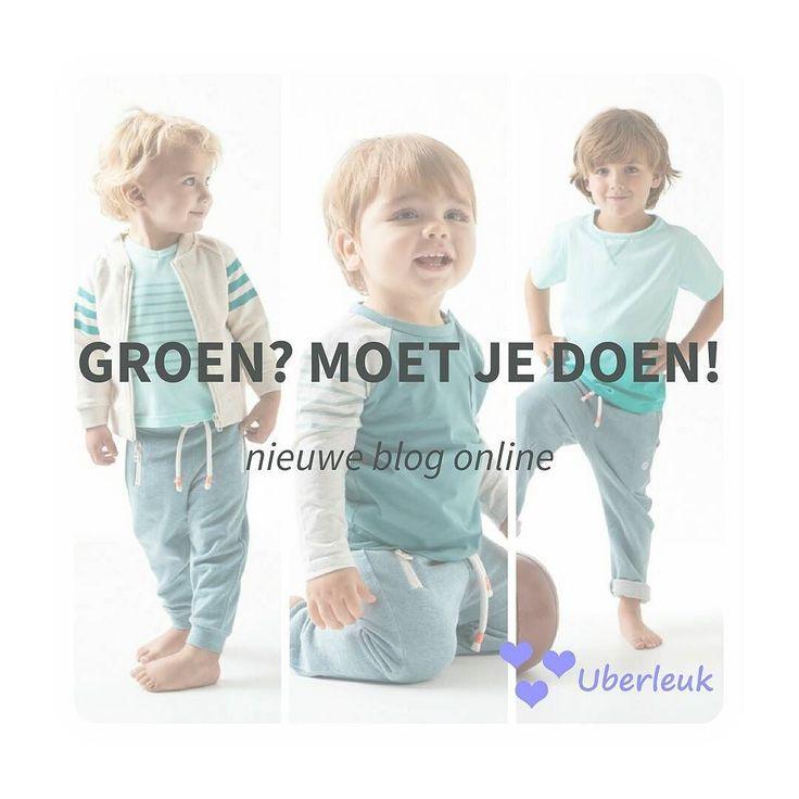 Ik zeg 'groen moet je doen'. Zeker als het om een te gekke groene broek gaat die niet zou misstaan in de garderobe van je sportieve zoon of dochter. Meer weten? Lees m'n nieuwste blog hier: http://ift.tt/2q3vFEV Klikbare link in bio #blog #blogpost #groen #littlelabel #kindermode #sportief #kinderkleding #inspiratie #ootd #boysoutfit #girlsoutfit