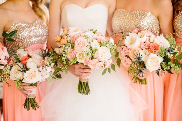 17 Best ideas about Pink Green Wedding on Pinterest ...
