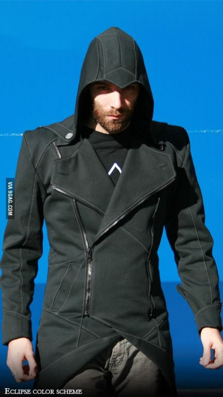 The, You may now go Crazy assassins creed badass jacket