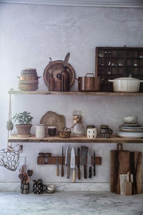 Die besten 25+ Beth kirby kitchen Ideen auf Pinterest offene - küchen regale holz