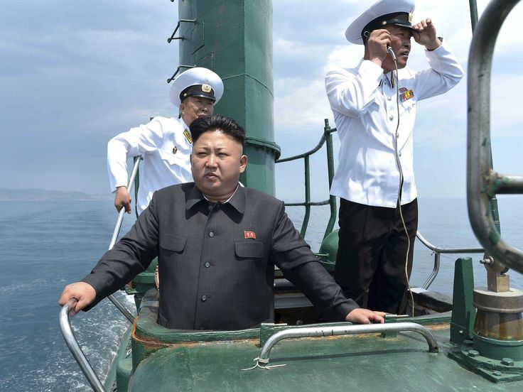 North Korea reportedly stole South Korean submarine tech as it looks to field its own undersea nuclear force