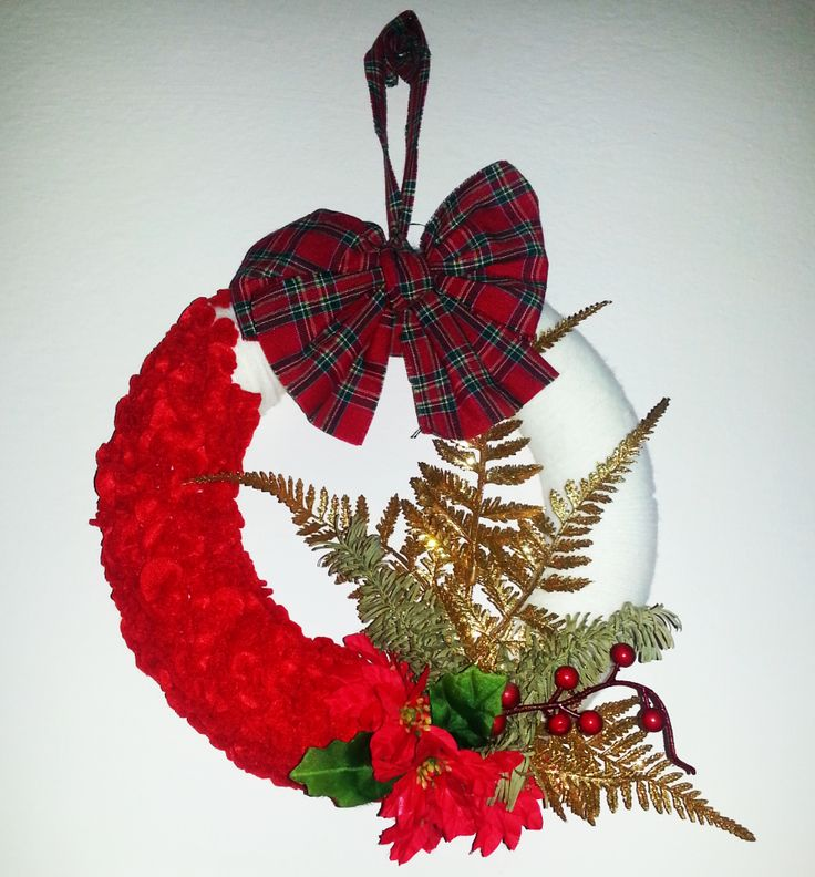 christmas wreath! #decorations #christmas