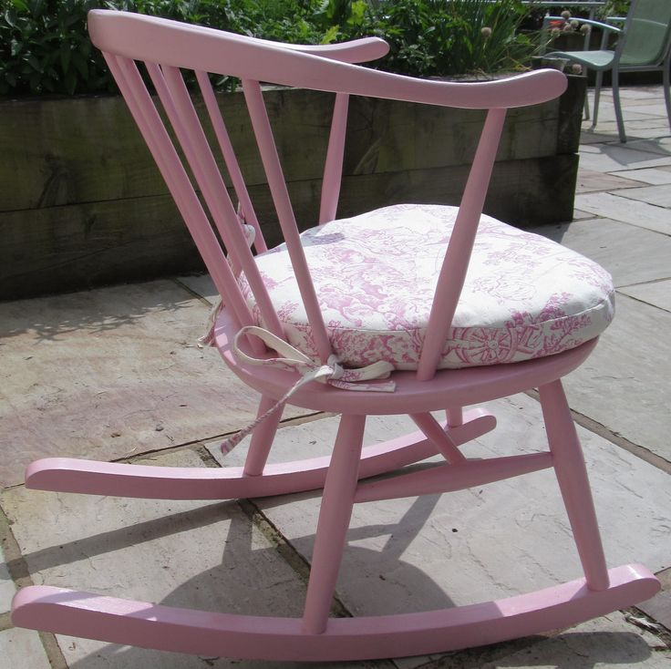 childs rocking chair rocking chairs rocker upholstery cushions forward ...
