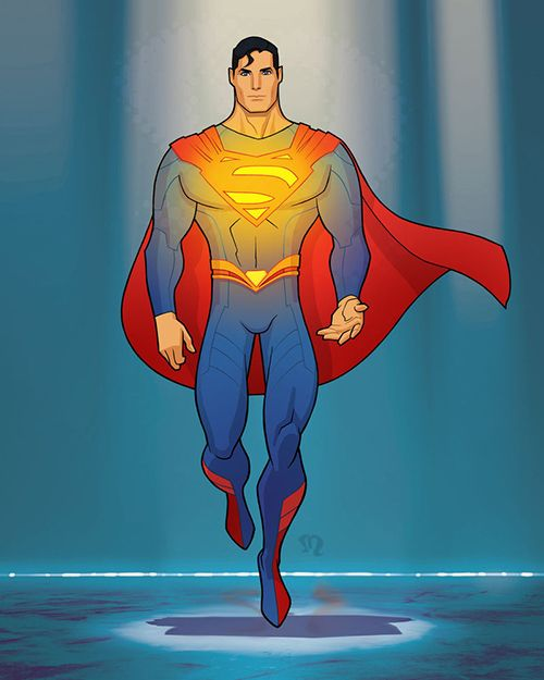 295 best images about superman on pinterest superman - Superman wonder woman cartoon ...