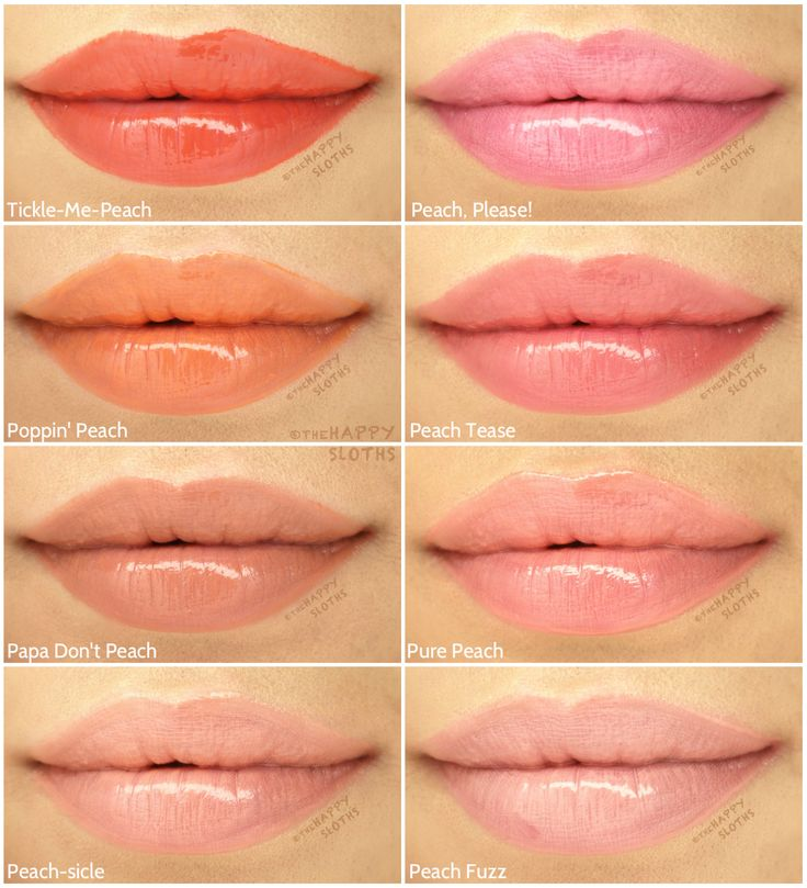 Too Faced Sweet Peach Creamy Peach Oil Lip Gloss: Review and Swatches