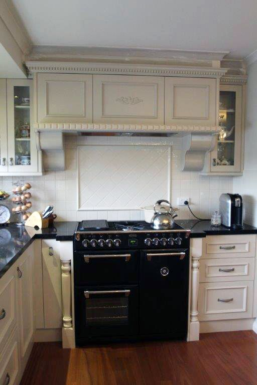 Case study bespoke provincial country kitchen ideas for for Kitchen ideas for queenslanders