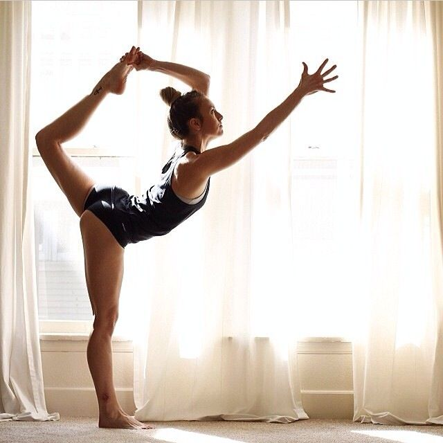 Silk athlete | yoga | healthy | flexible | fit | organic | corpo tank | black