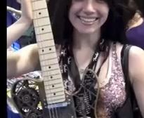 3D Printed Guitar Makes Music at NAMM Show – 3D Printed Musical Instruments Are Here!