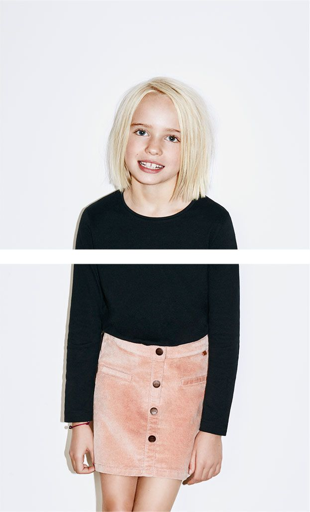 LITTLE PRICES   GIRLS-EDITORIALS   ZARA Estados Unidos