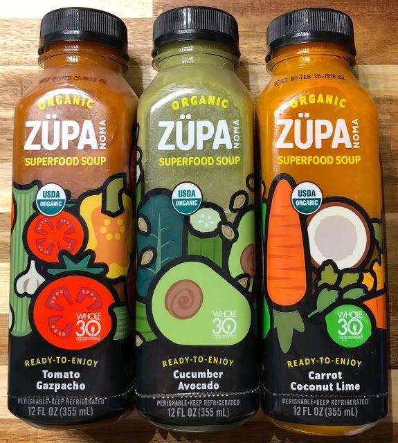 Organic Züpa Noma Superfood Soups #terraskitchen