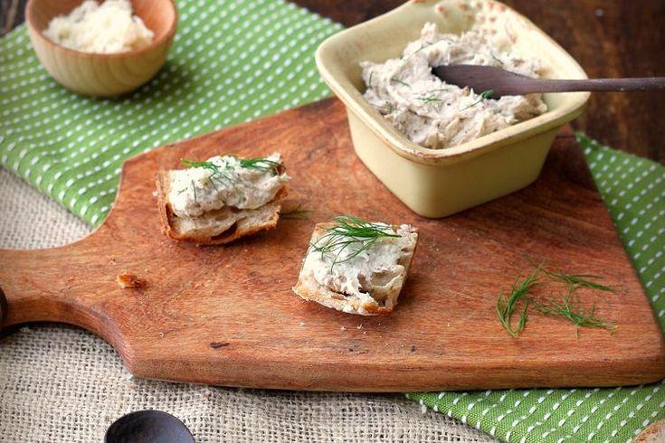 Smoked Mackerel Pâté with Horseradish and Dill recipe on Food52