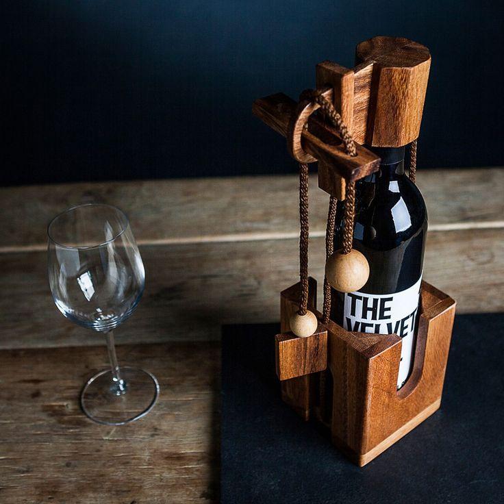 Puzzle casse-tête bouteille | CadeauxFolies