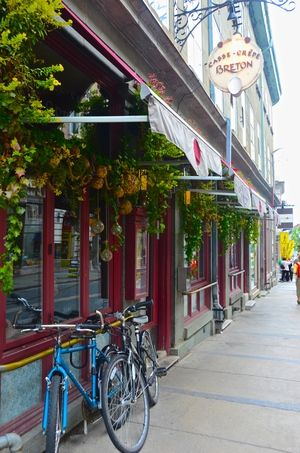 Take a Walking Tour in Quebec City with this company to see what Quebec City has to offer!