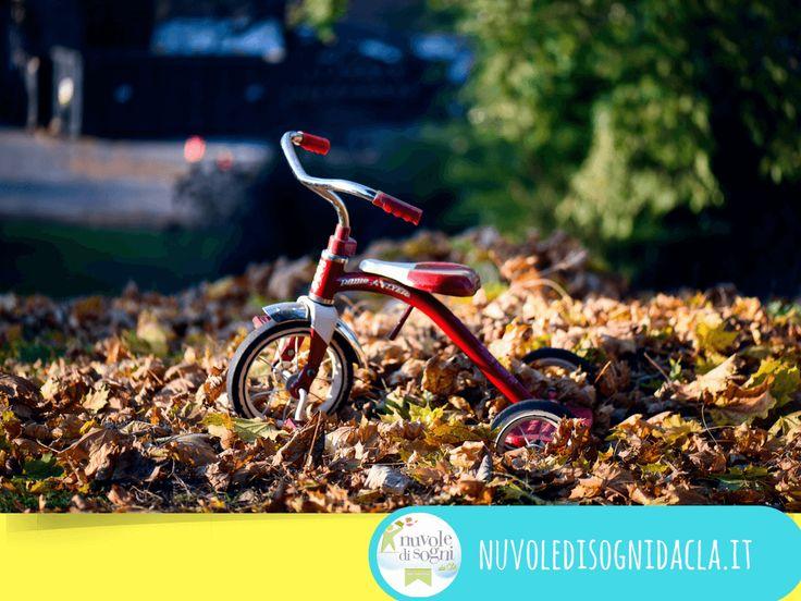 Come+insegnare+ad+andare+in+bicicletta+con+la+bici+senza+pedali.+Il+gioco+educativo+per+imparare+ad+andare+su+2+ruote,+sperimentando+l'equilibrio+autonomamente.