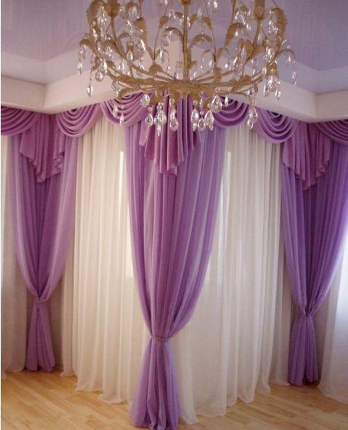 Die besten 25+ lila Vorhänge für zu Hause Ideen auf Pinterest - gardinen fur wohnzimmer modern