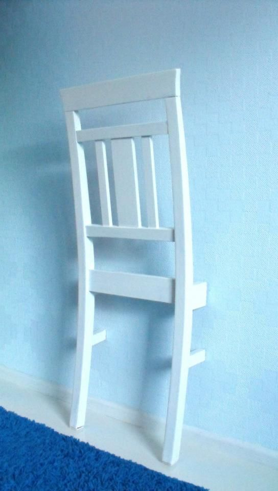 Chair for the Clothes