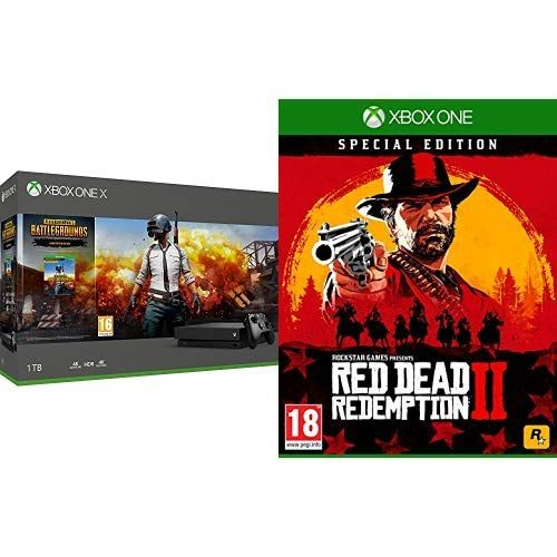 Offers On Xbox One Red Dead Redemption 2 Bundles Red Dead Redemption Best Amazon Deals Xbox One