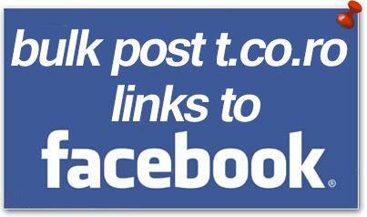 postezi in mai multe grupuri si pagini facebook cu un sigur click!