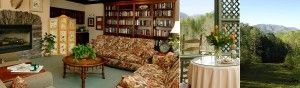Gatlinburg Bed and Breakfast, Smoky Mountain lodging, Buckhorn Inn