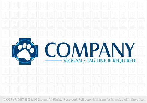 Pre-designed logo 3474: Animal Health Logo