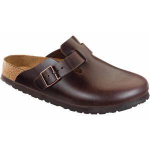 Zapatos negros formales Birkenstock Boston para hombre gWtxB4
