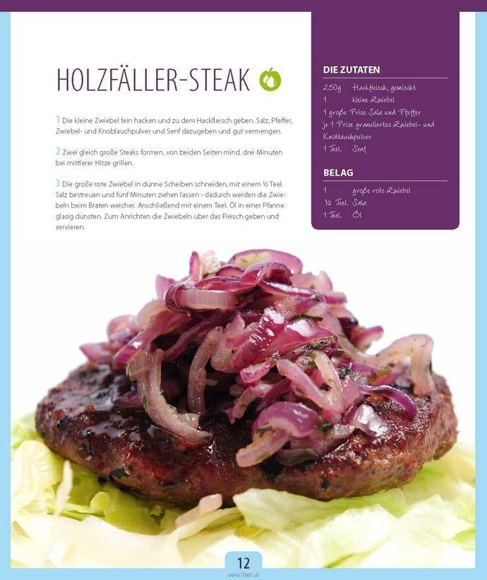 Holzfaeller steak