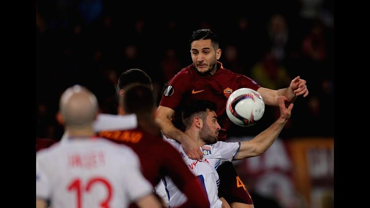 Arsenal and Chelsea dealt blow with Roma defender Manolas set for 26m move to Zenit