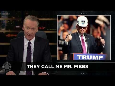 Bill Maher To Trump Fans: Just Admit He Duped You About Mexico Border Wall | HuffPost