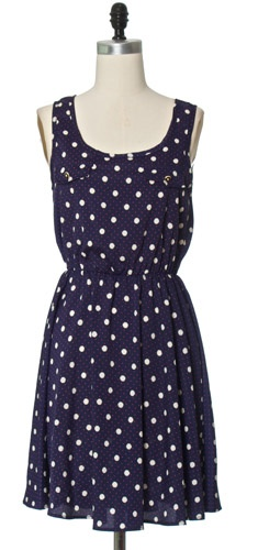 Double Spotted Navy Frock: Navy Frock Little, Rehearsal Dinner, Clothing, Dream, Navy Frock I, Double Spotted, Navy Dress, Spotted Navy
