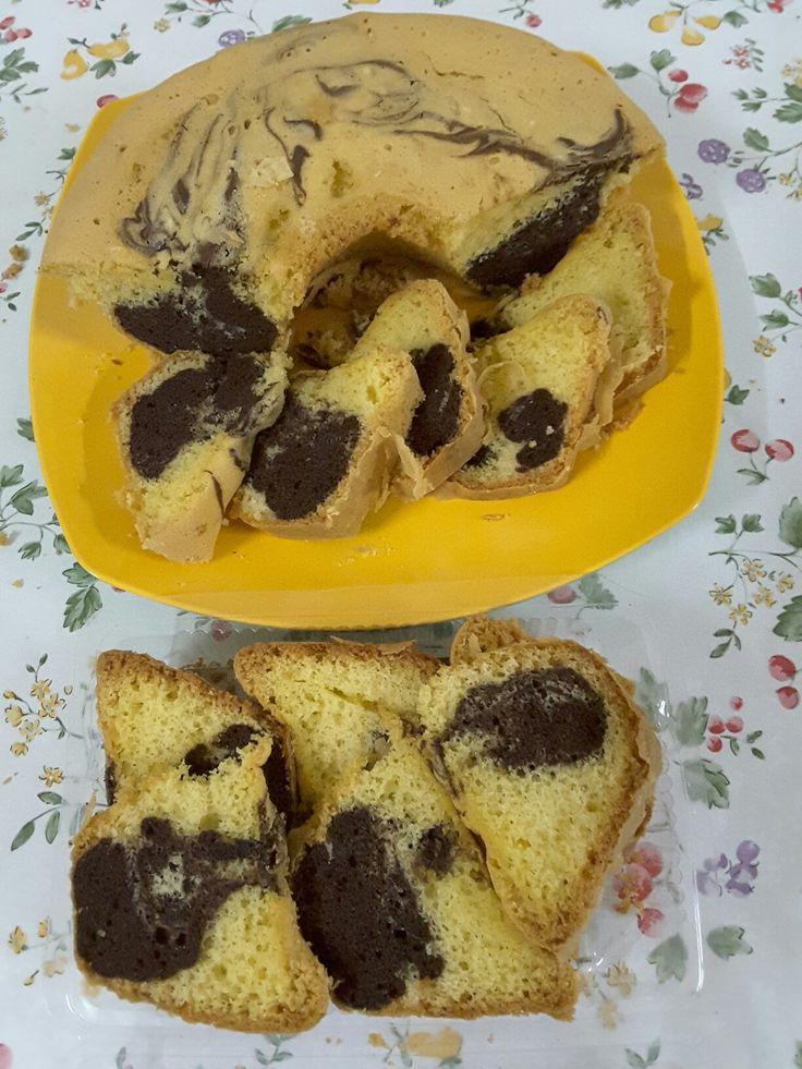Marble cake #madebyme